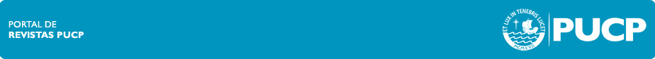 banner del Portal de Revistas PUCP