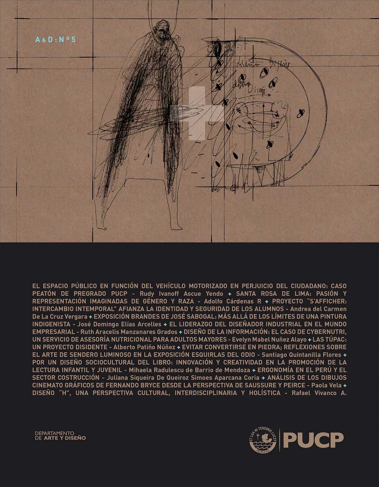 Carátula de la Revista Arte y Diseño: A&D